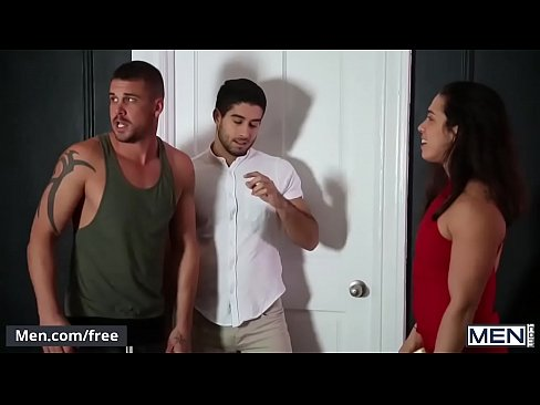 Men.com – (Darin Silvers, Diego Sans, Jacob Peterson) – Drill My Hole