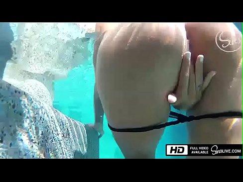 Sins Life – Johnny Sins Fucks Kissa Sins Underwater