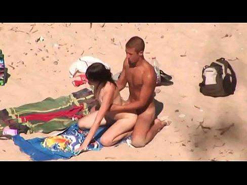 Very Attractive And Young Adult Have Sex In The Beach (HD)- Swedishsexdating.com