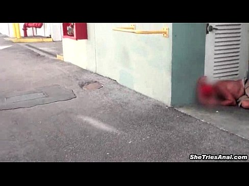 Outdoor Flashing Leads To Motel Sex
