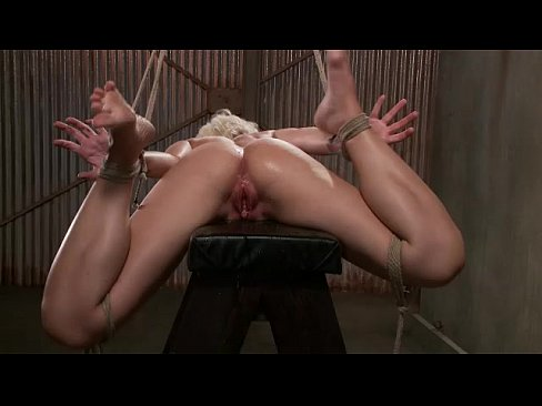 Tied Bdsm Bondage Bitch Orgasm