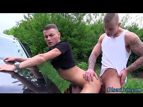 Bisex Hunks Ass Pounded