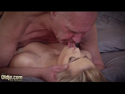 Sugar Daddy Fucks His First Teen She Is So Sexual And Wants His Cock